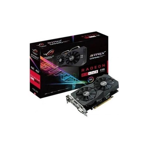 Asus Radeon RX460 Strix 4GB GDDR5 - 90YV09L1-M0NA00