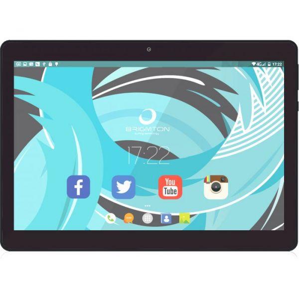 """Tablet Brigmton BTPC-1019QC-N 10"""" 16GB IPS White"""