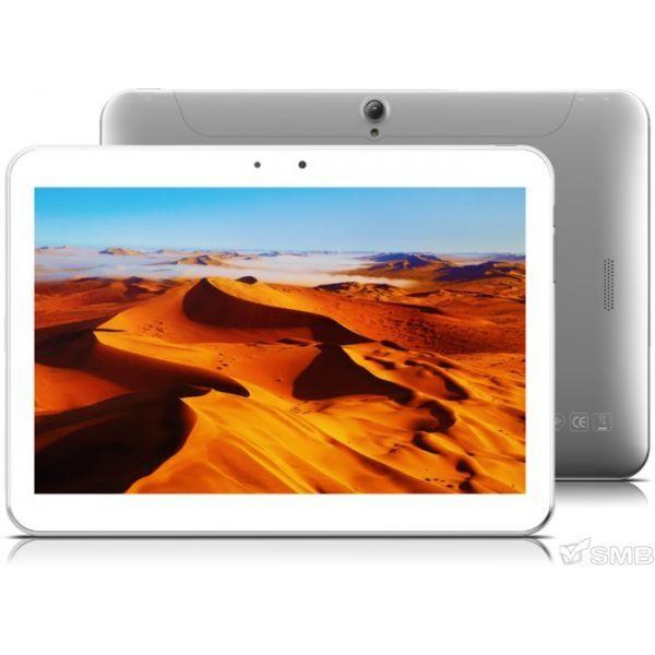 "Tablet Storex QuadCore 10"" 32GB Wi-Fi Webcam miniUSB2.0 White - TA27648"