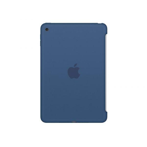 Apple Tampa Posterior para Tablet Silicone Azul Oceano para iPad Mini 4