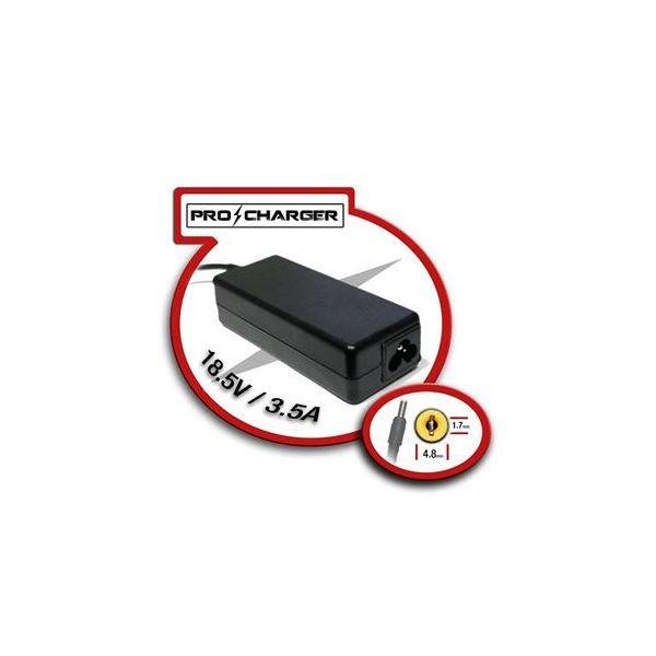 AC Adapter P/ Portáteis 18.5V/3.5A 4.8mm X 1.7mm 65W - 5162