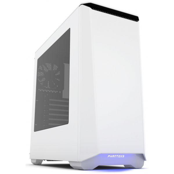 Phanteks Eclipse P400 Glacier White Window USB 3.0 - PH-EC416P_WT