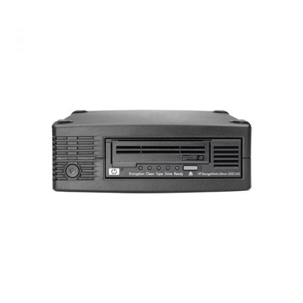 HP LTO5 Ultrium 3000 SAS Ext Tape Drive Europe - EH958B#ABB