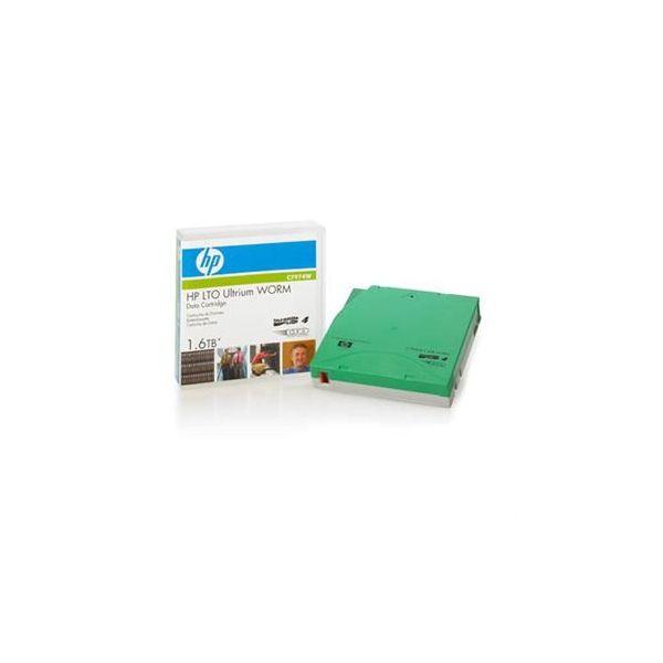 HP LTO4 Ultrium 1.6TB WORM Data Tape - C7974W