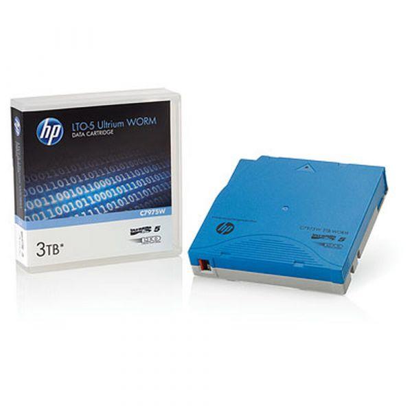 HP LTO5 Ultrium 3TB WORM Data Tape - C7975W