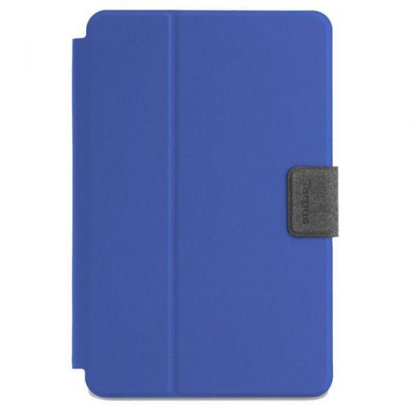Targus SafeFit 7-8 inch Rotating Universal Tablet Case Blue - THZ64302GL
