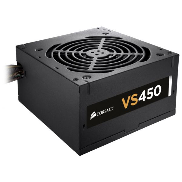 Corsair VS 450W 12cm Black - CMPSU-450VS