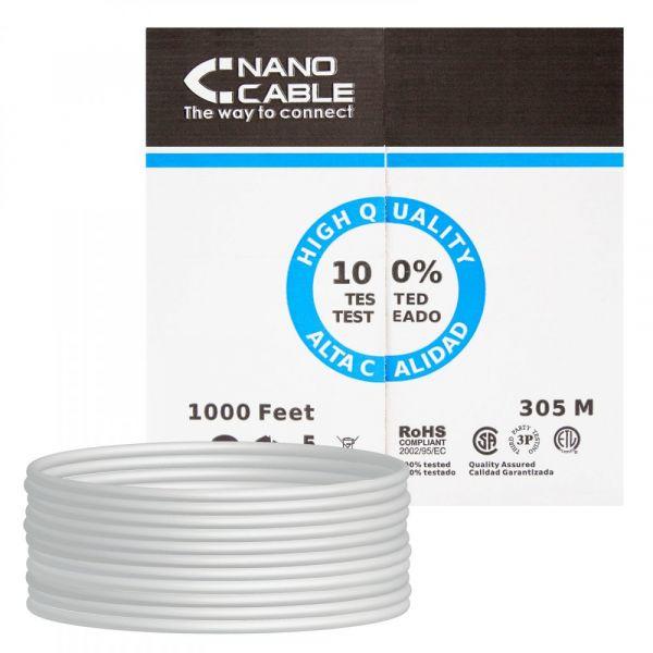 Nanocable Cabo de Rede - 10.20.0704