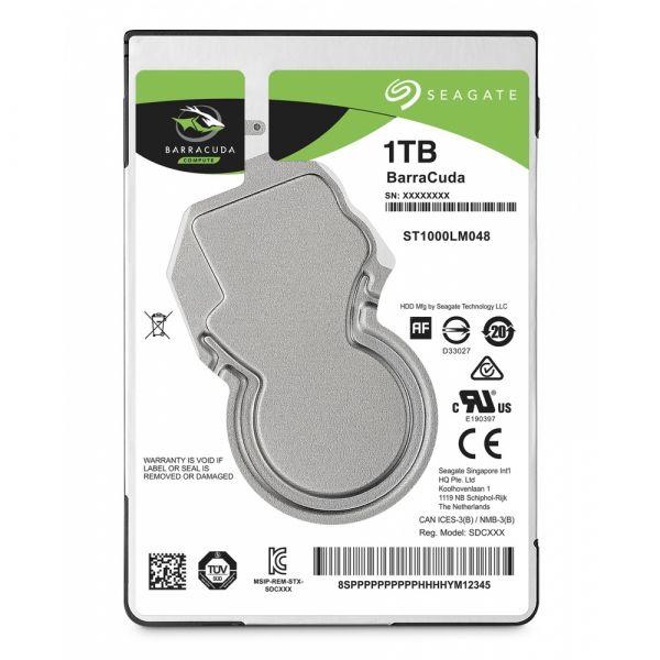 Seagate 1TB 2.5 SATAIII 128MB 6GB/S - ST1000LM048