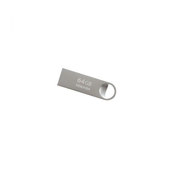 Toshiba 64GB TransMemory U401 USB 2.0 - THN-U401S0640E4