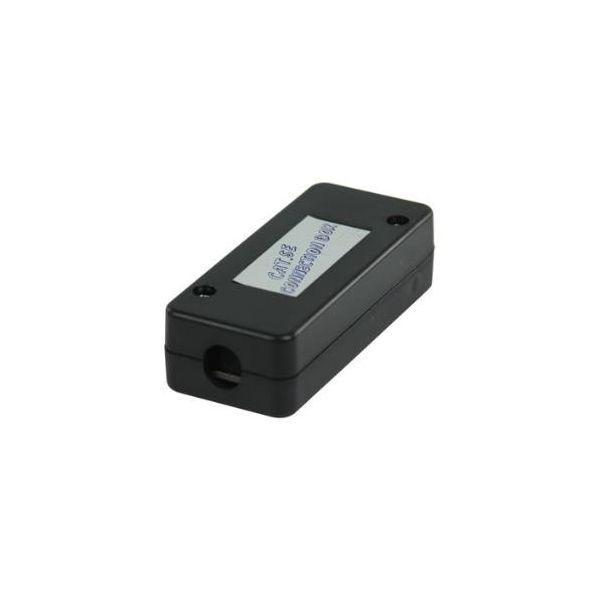 Caixa de Ligação para Cabo de Rede Lsa+ Black