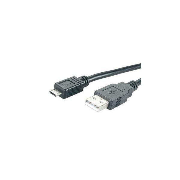 MediaRange Cabo USB A /Micro USB B USB 2.0 1.2m