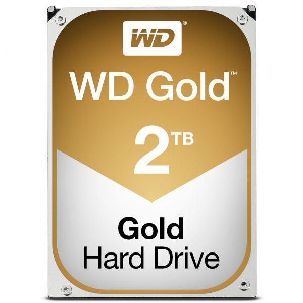 """Western Digital 2TB Gold 7200rpm SATA III 3.5"""" - WD2005FBYZ"""