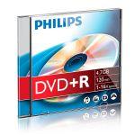 Philips DVD+R 4,7GB 16x Jewel Case