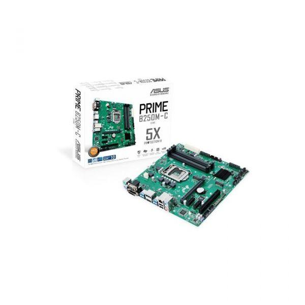 Motherboard Asus Prime B250M-C