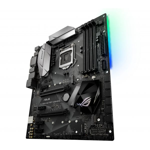 Motherboard Asus ROG Strix H270F Gaming - 90MB0S70-M0EAY0