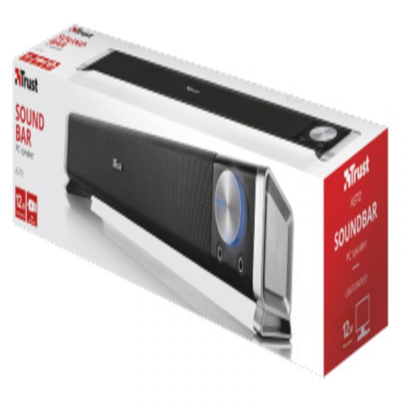 Trust Asto Sound Bar PC Speaker - 21046
