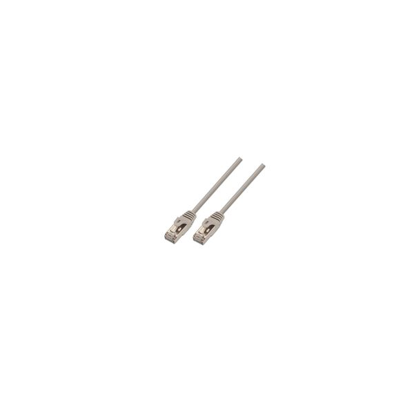 Nanocable Cabo de Rede 1m Cat6e 1m Cat6e S/FTP (S-STP) Grey - 10.20.1201