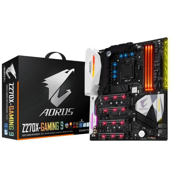 Motherboard GigaByte Z270X Gaming 9 - GAZ27GME9-00-GA