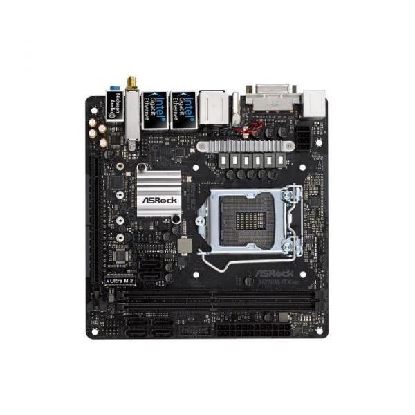 Motherboard ASRock H270M-ITX/AC