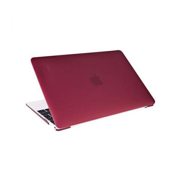 Artwizz Rubber Clip MacBook 12 (berry)