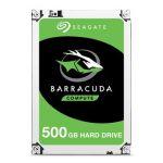 "Disco Rígido Seagate 500GB Barracuda 3.5"" 7200rpm 64MB SATA 6 GB/s - ST500DM009"