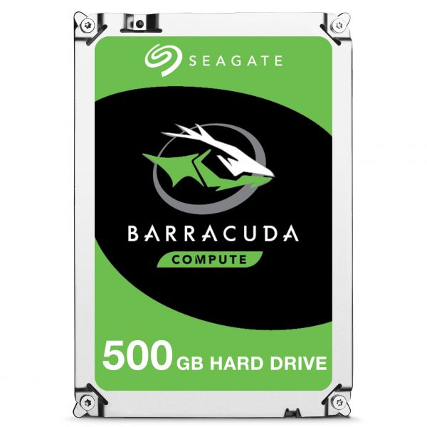 "Seagate 500GB Barracuda 3.5"" 7200rpm 64MB SATA 6 GB/s - ST500DM009"
