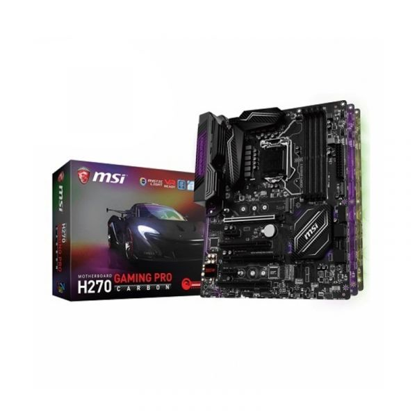 Motherboard MSI H270 Gaming Pro Carbon - 911-7A64-001
