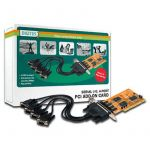 Digitus PCIe Card 4x Serial Interface - DS-33002-1