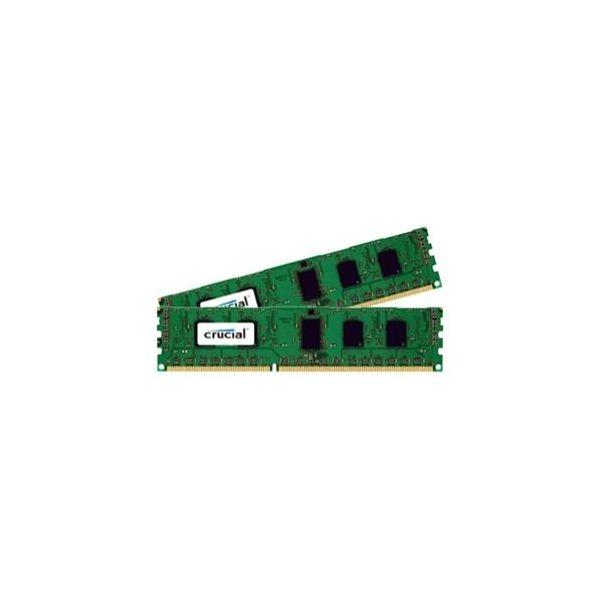 Memória RAM Crucial 16GB DDR3 (2x 8GB) DDR3L 1600Mhz - CT2K102464BD160B