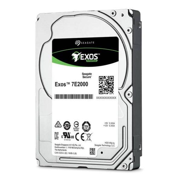Seagate 2TB Enterprise Storage 2.5 SAS 12Gb/s 7200rpm 128MB - ST2000NX0263