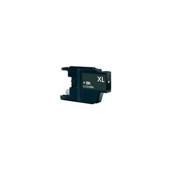 Tinteiro Brother LC1240 XL Black Compatível