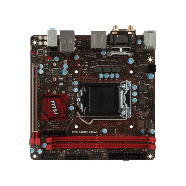 Motherboard MSI B250I Gaming Pro AC