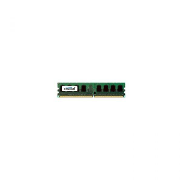 Memória RAM Crucial 4GB DDR3 1600MHz PC3-12800 - CT51272BD160BJ