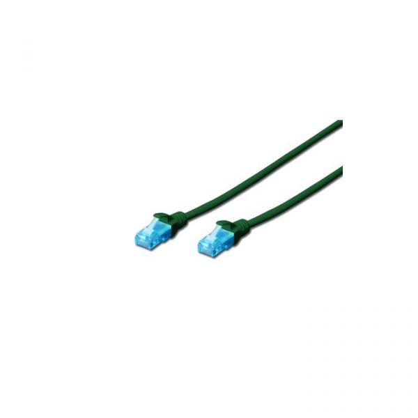 Digitus Chicote UTP CAT5E Verde 3mt - DK-1512-030/G