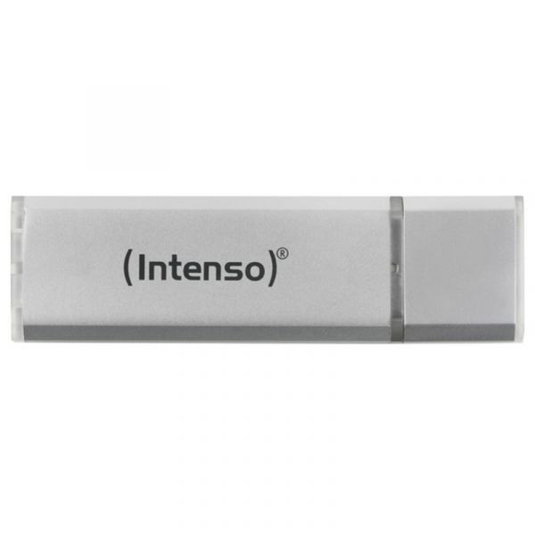 Intenso 64GB Alu Line USB 2.0 Silver