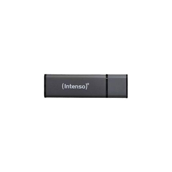 Intenso 4GB Alu Line USB 2.0 Antracite
