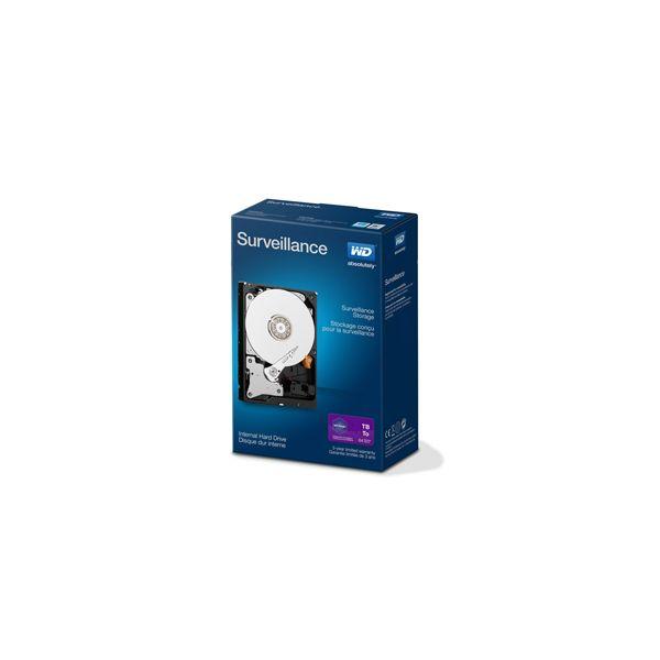 Western Digital 2TB Surveillance SATA 6Gbs - WDBGKN0020HNC-ERSN