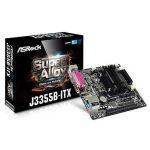 Motherboard Asrock J335B-ITX - 90-MXB3V0-A0UAYZ