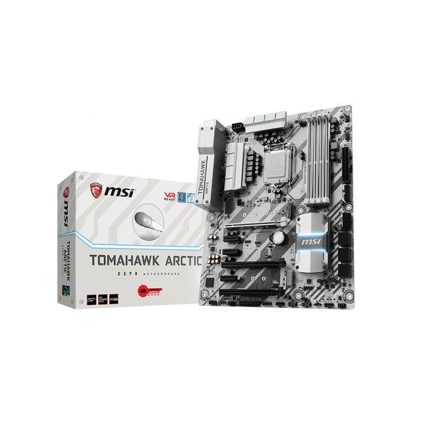 Motherboard MSI Z270 Tomahawk Artic - 911-7A68-005