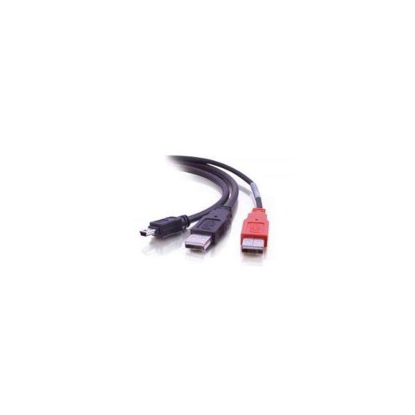 C2G Cabo Displayport Mini-usb Tipo B (m) / USB (m) - 81577