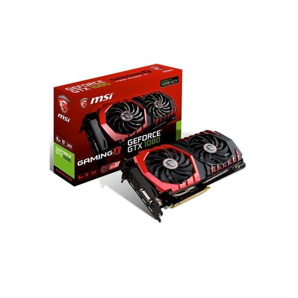 MSI GeForce GTX1080 Gaming 8GB GDDR5X - 912-V336-051