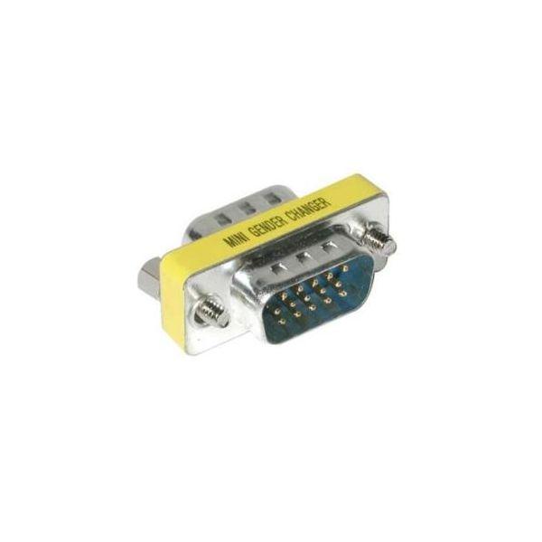 C2G - Comutador de Género de Vga - HD-15 (m) - HD-15 (m)