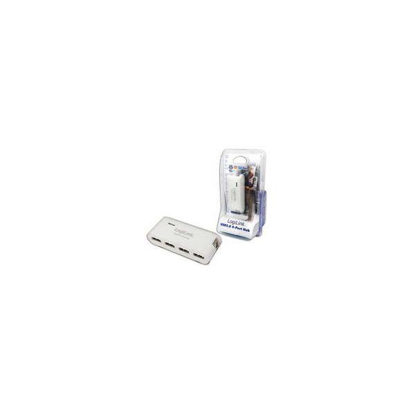 Logilink Hub 4 Portas USB 2.0 White - UA0086
