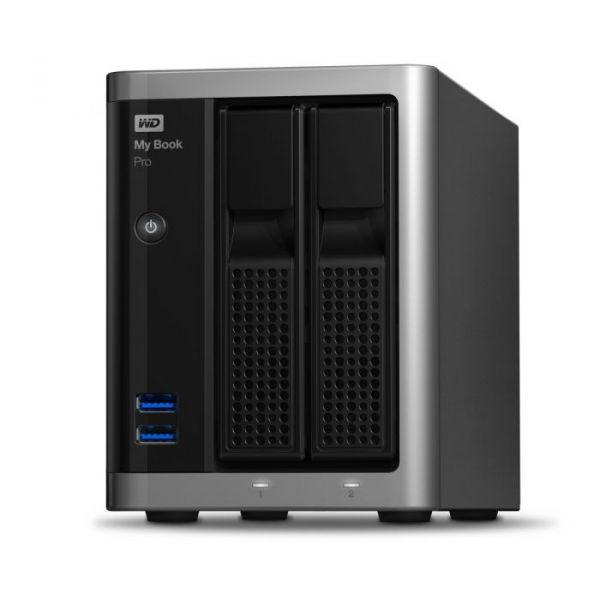 Disco Externo Western Digital 16TB Mybook Pro RAID USB 3.0 - WDBDTB0160JSL-EESN