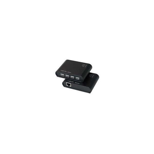 Logilink Hub 4 Portas USB 2.0 - UA0230