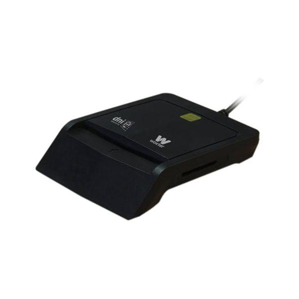 Woxter Leitor de Cartões Cidadão USB2.0 + CardReader