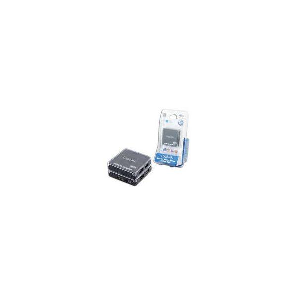Logilink Hub 4 Portas USB 3.0 - UA0152