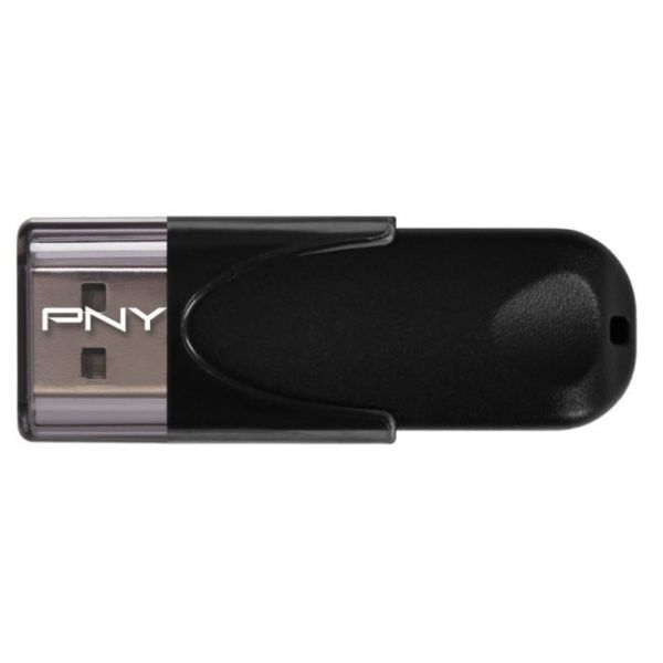 PNY 64GB Attaché 4 USB 2.0 FD64GATT4-EF