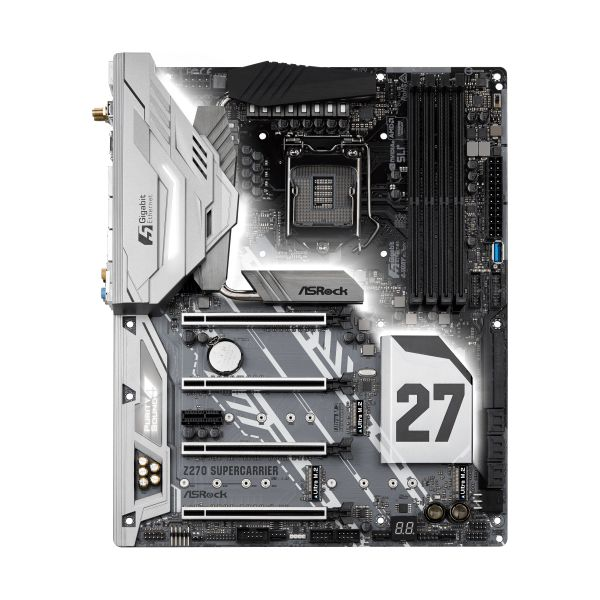 Motherboard AsRock Z270 Supercarrier - 90-MXB440-A0UAYZ